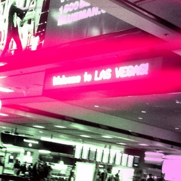 Las Vegas Airport- July 2012